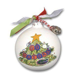 Magnolia Lane UF  Go Gators! Christmas Ornament